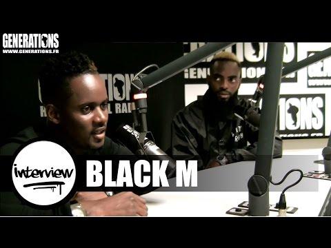 """Black M : """"J'ai reçu des menaces de mort !"""""""