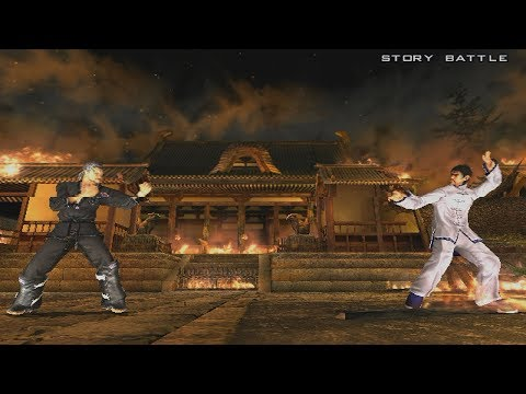 [TAS] Tekken 5 - Baek Doo San
