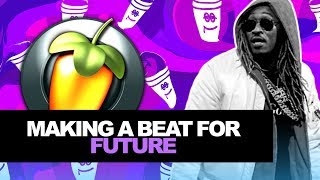 THIS IS HOW YOU MAKE FIRE FUTURE BEATS! | How To Make a Future Type Beat In FL Studio