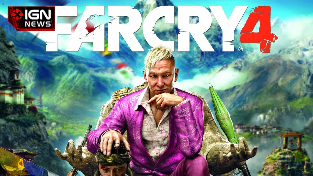 Far Cry 4 Announced With 2014 Release Date - IGN News ...