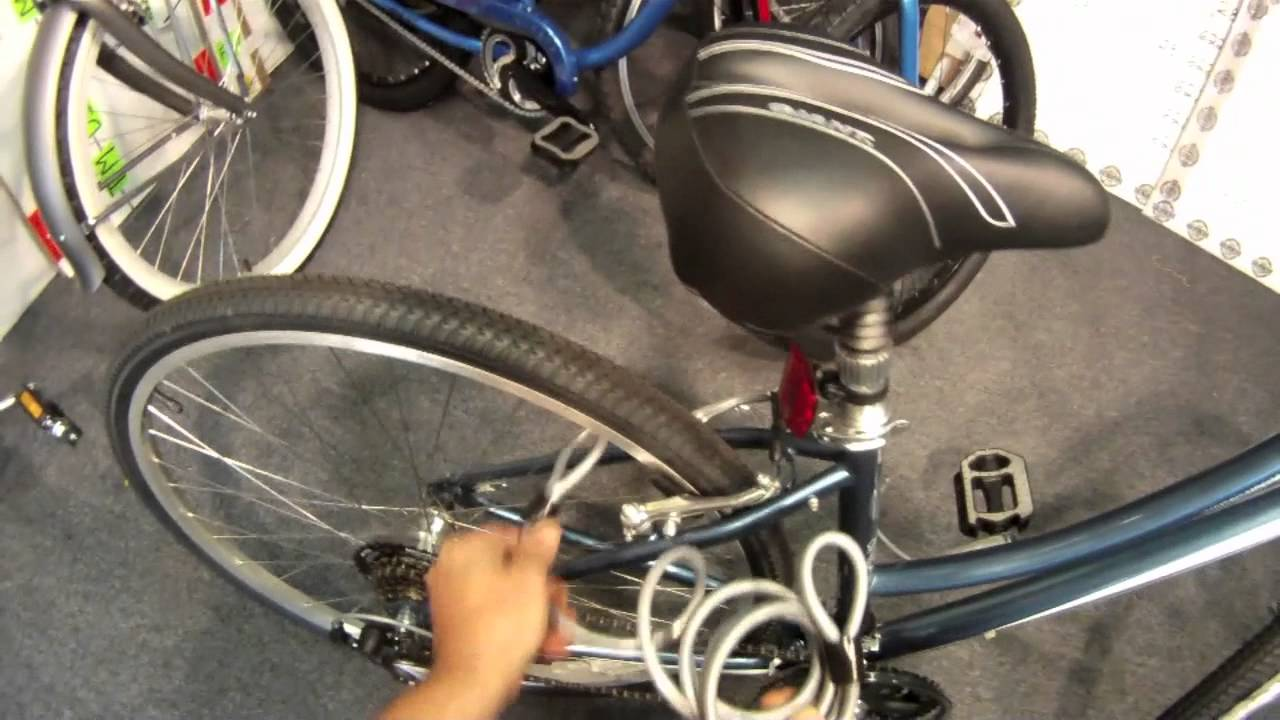 Bike Cable Lock >> Go Pro How To Lock A Bike Sunlite Cable Lock