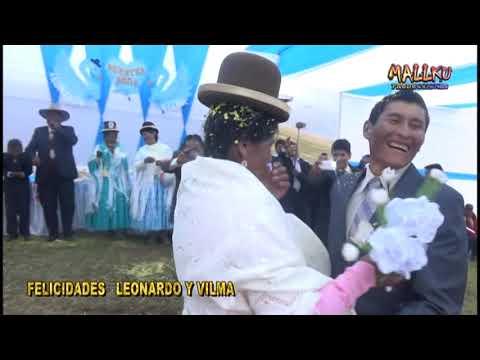 matrimonio de Leonardo