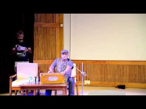 Piyush Mishra 'Aarambh hai Prachand' Live at IIMB