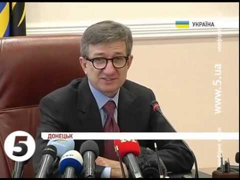 Taruta About Border With Russia