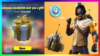 🔴 *NEW* GIFTING STARTER PACK GIVEAWAY & FOOD FIGHT GAME MODE FORTNITE BATTLE ROYALE