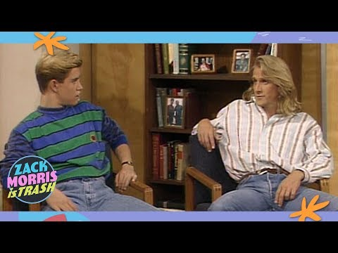 The Time Zack Morris Worshipped Belding's Scumbag Brother