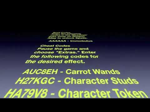 <b>Lego Harry Potter cheat codes</b> 5-7 - YouTube