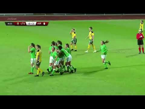 HIGHLIGHTS: Lithuania 0-7 IRLWU19