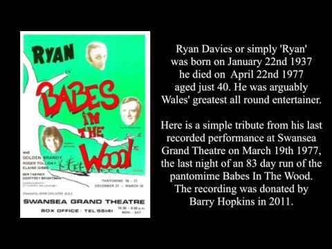 Ryan Davies 1937-1977