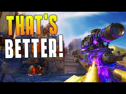 THAT'S BETTER! (BO3 & WAW Funny Moments) Hackers, Rage, Highlights! - MatMicMar