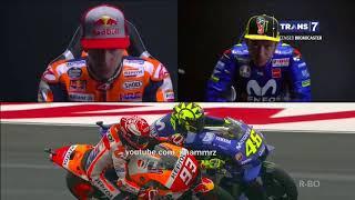 Video [FULL] Highlights MotoGP Trans7 22 April 2018 [Yamaha VS Honda] download MP3, 3GP, MP4, WEBM, AVI, FLV September 2018