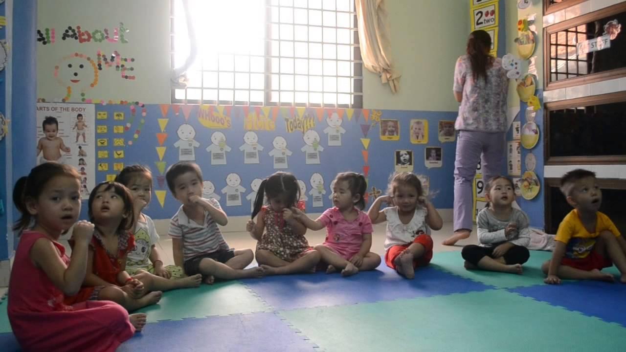 Nursery Cl Liberty International School Phnom Penh