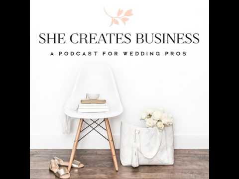 08: Ginny Krauss, Branding & Social Marketing Strategist for Wedding Entrepreneurs