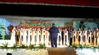 NORSU Bais Kabilin choir 2009