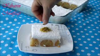 Muhallebili kemalpaşa tatlısı tarifi - Kolay kemalpaşa tatlısı nasıl yapılır - Tatlı Tarifleri