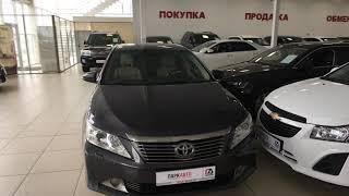 Тойота Камри 2013 г  Паркавто Липецк