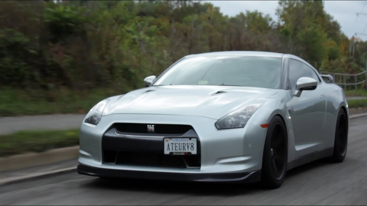 Hp Gtr >> 600 HP Nissan R35 GTR Review-It's Godzilla! - YouTube