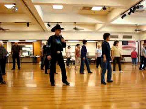 Simplemente ( Line Dance ) Walkthrough