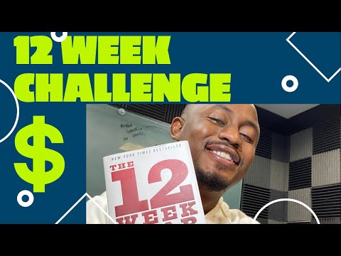 12 Week Challenge that will Change your life
