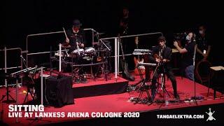 "Tanga Elektra - ""Sitting"" live at ATP Championship 2020/ Lanxess Arena Cologne"