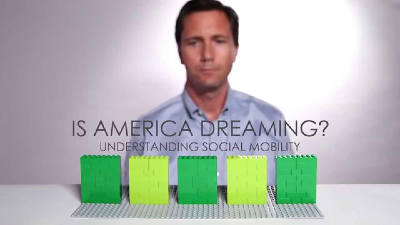 societys influence on the american dream