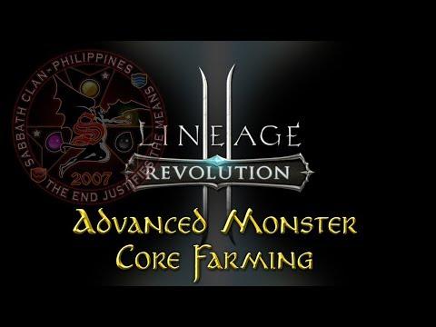 L2R: Advanced Monster Core Farming