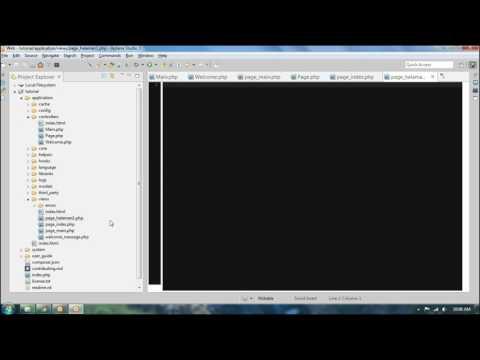 Cara Memasukan Bootstrap Ke Codeigniter