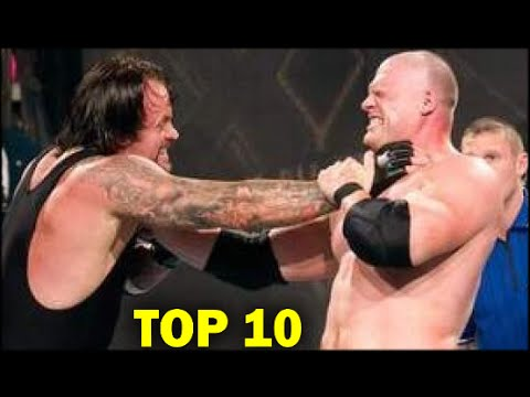 Top 10 WWE Tallest Wrestlers - Real Heights Revealed