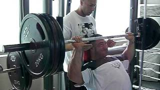 Manolis Karamanlakis trains at Maxximum Gym Part I