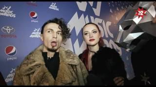 PATSYKI Z FRANEKA на M1 Music Awards. M2 News - 17.12.2016