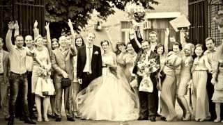 Свадебная фотосессия Виталия и Елены 21 июля 2012 (Москва) / Wedding Vitaliy & Elena