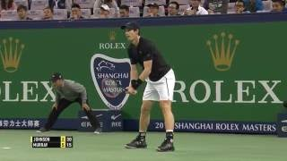 Murray The Athlete In Shanghai 2016 Hot Shot