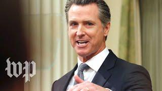 WATCH: California Governor provides update on coronavirus