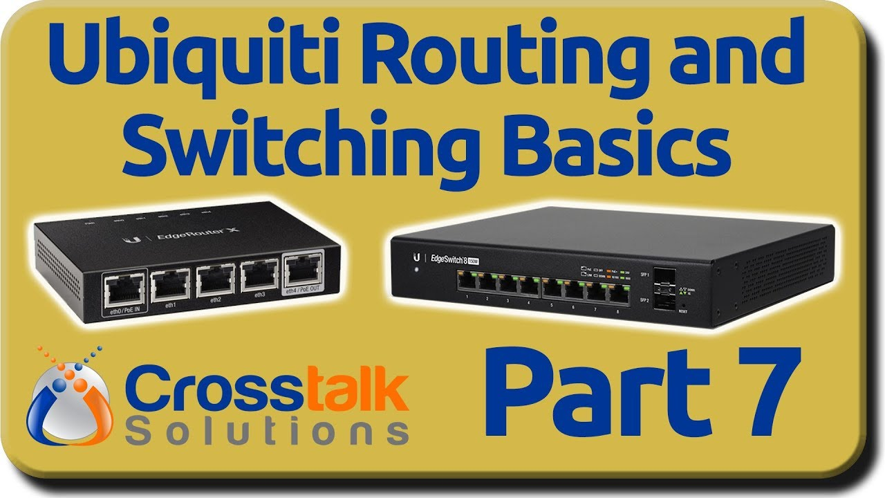 Ubiquiti Routing and Switching Basics - Part 7 - Queues and QoS