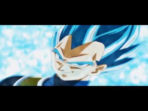 Dragonball Heroes Vegeta vs Cabba (AUDIO REMAKE)