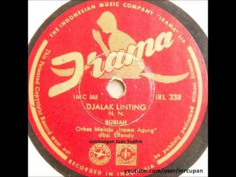 Rubiah - Djalak Linting