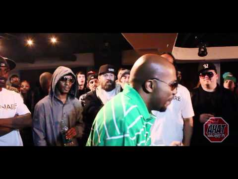 AHAT - Rap Battle - Grinda vs Juice (Las...