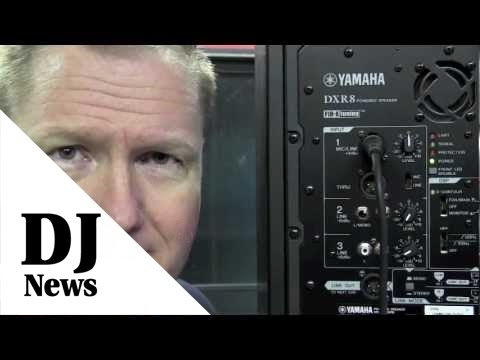 Repeat NEW Yamaha DXR8 & DXS12 Powered Speakers by briansredd