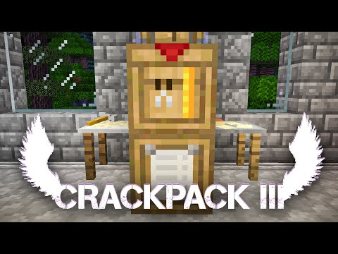 Crackpack 3 Modpack Ep. 3 Easy Storage Warehouse