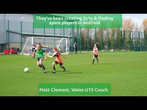 Wales U15 Bob Docherty Cup campaign