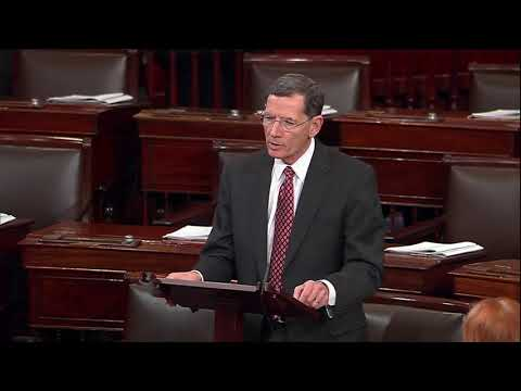 Barrasso applauds Senate confirmation of Susan Bodine to lead EPA enforcement office