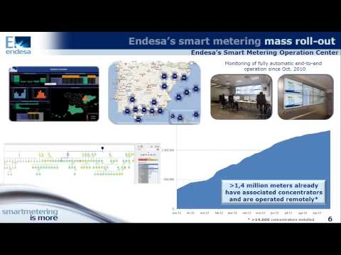 Endesa's mass-scale metering rollout