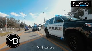 MLK 2019 Cops Hit me Multiple times   GoPro Edition