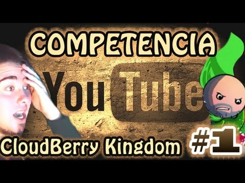 COMPETENCIA YOUTUBER MUNDIAL   (Cloudberry Kingdom) ¡A por la COPA GAMER!