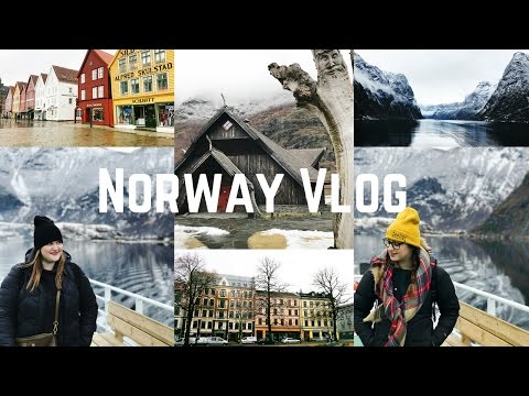 Oslo, Flam, & Bergen Norway Travel Vlog | As Told By