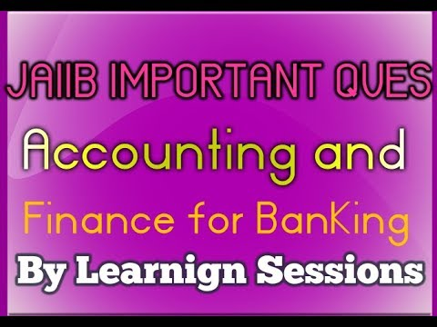 important questions on financial accounting