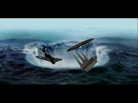 The Bermuda tringle devours everything