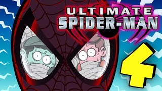 Ultimate Spider-Man - EP 4:The Super-Villain Theory | SuperMega