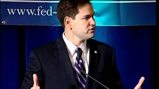 Address by Senator Marco Rubio 11-10-11