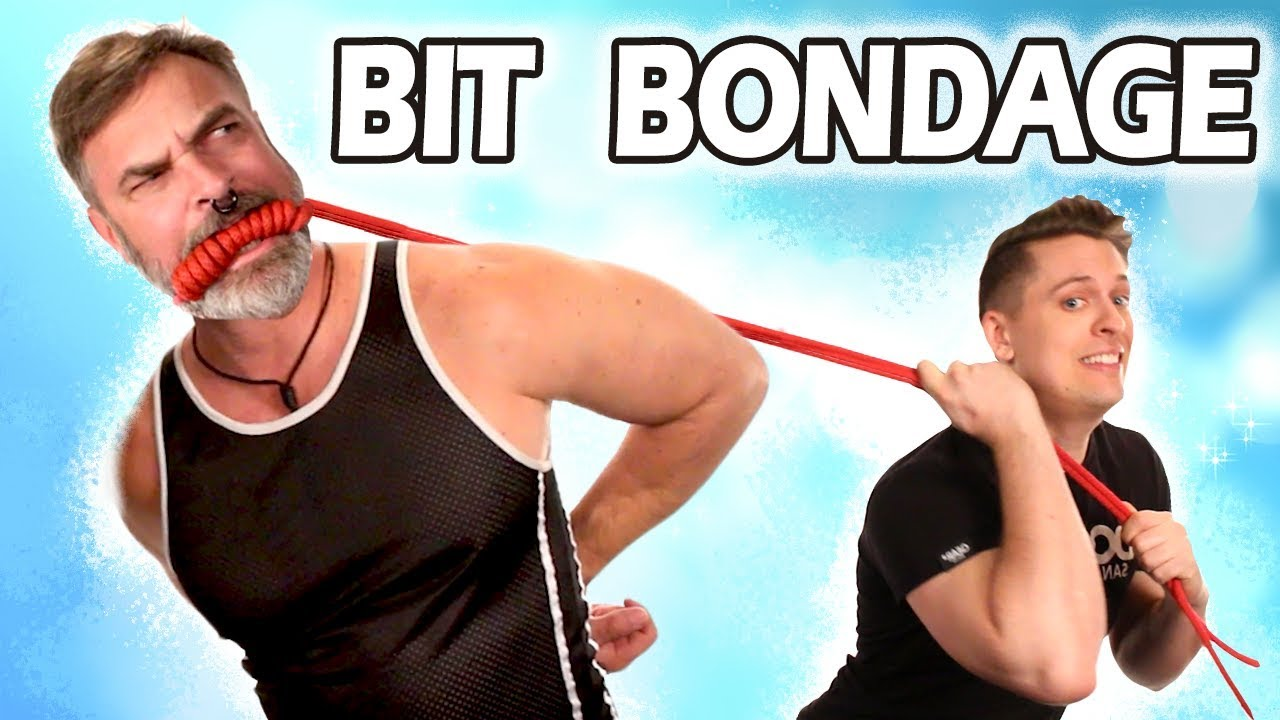 BIT GAG - Bondage Tie